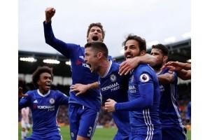 Chelsea puncaki klasemen semetara Liga Inggris