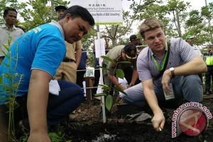"Delegasi ""Bonn Challenge"" tanam pohon khas gambut"