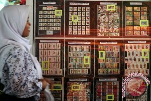 LIPI luncurkan prangko seri anggrek 34 provinsi