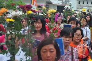 Keluarga Buddhayana Indonesia kutuk kekerasan di Rakhine