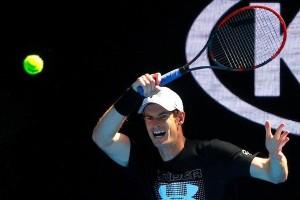 Murray melawan angin untuk menang di Texas