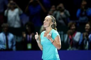 Kusnetsova taklukkan Bouchard di Madrid terbuka