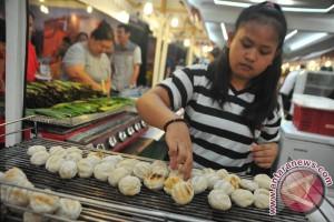 Citimall Baturaja gelar pasar kuliner