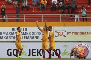 Sriwijaya FC siap bangkit lawan Madura United