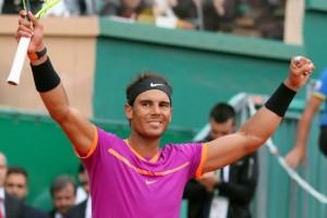 Nadal kalahkan petenis tuan rumah di Prancis terbuka