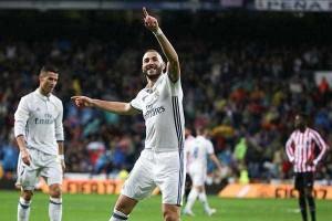 Real gagal maksimalkan tergelincirnya Barca