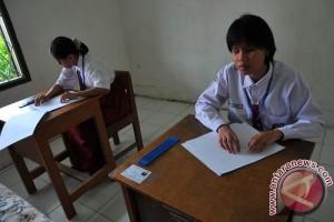 Ujian Nasional SD Tuna Netra