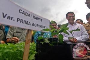 Mentan ingin STPP hasilkan penelitian pertanian terbaik