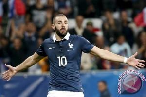 Benzema belum menyerah untuk kembali perkuat timnas Prancis