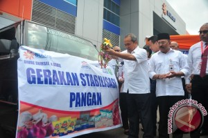 Gerakan Stabilisasi Pangan di Palembang