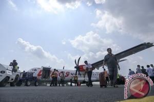 Penerbangan Perdana Palembang - Lubuk Linggau