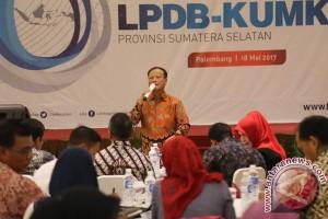 LPDB-KUMKM siap alokasikan Rp500 miliar ke Sumsel