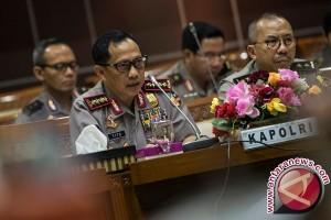Paripurna DPR setujui RUU Terorisme
