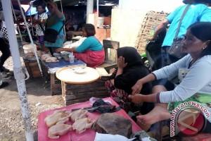 Harga daging ayam potong di Baturaja naik