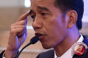 Jokowi tak ingin ada anak putus sekolah