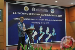 Launching Beasiswa Bank Indonesia