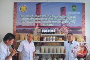 Peluncuran Toko Tani Indonesia Center