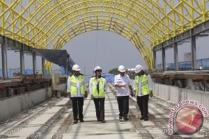 Menhub: Pemerintah komitmen terus bangun infrastruktur