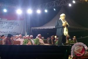 Ribuan Umat Muslim Palembang hadiri Tabligh Akbar