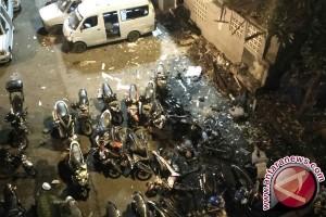 Polisi jelaskan kronologi ledakan kampung melayu