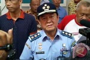 Empat tahanan rutan Palembang yang kabur tertangkap