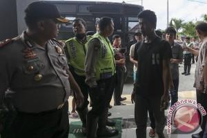 50 tahanan dipindahkan ke Lapas Mata Merah