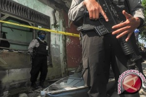 Densus amankan tiga terduga teroris di Jambi
