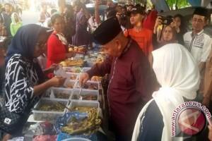 Bupati buka Pasar Bedug Baturaja