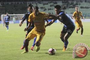 Sriwijaya FC minus Beto lawan Arema