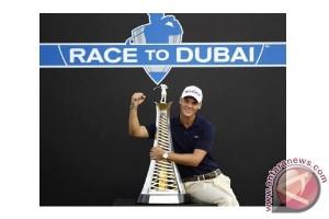 Daftar peringkat peraih hadiah race to Dubai