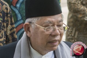 Ma'Ruf Amin minta proses Rizieq Syihab transparan