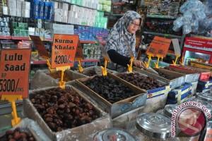Pedagang rasakan peningkatan penjualan kurma saat Ramadhan
