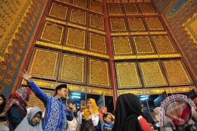 Legislator perkenalkan wisata Al-Quran Raksasa kepada masyarakat