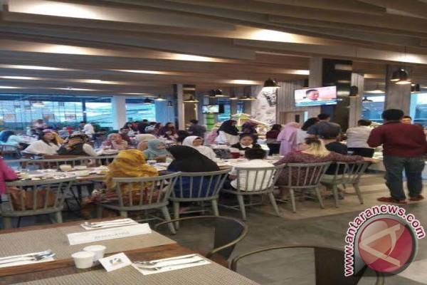 Restoran di Palembang tawarkan paket berbuka puasa