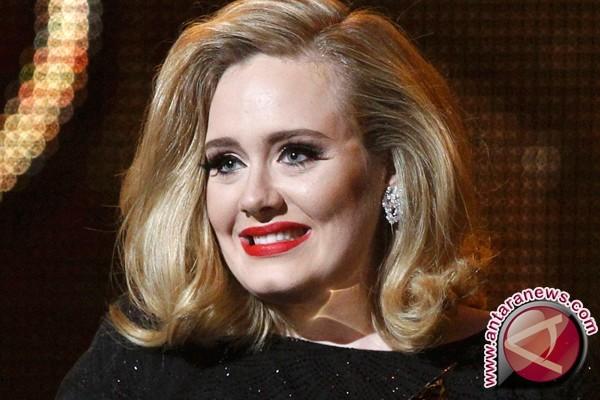 Penyanyi Adele ikut berkabung bagi korban kebakaran menara London