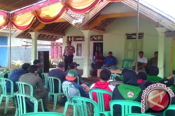 Bupati Lampung Timur minta solusi register-38 Gunungbalak