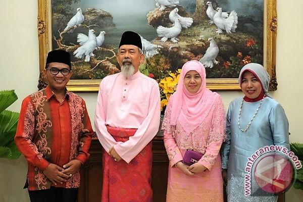 Lebaran ala Indonesia di Malaysia