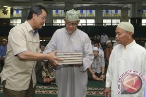 Bantuan Untuk Masjid dan Langgar