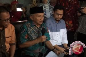 Aktivis Cyber Indonesia laporkan Amien Rais tekait Patai