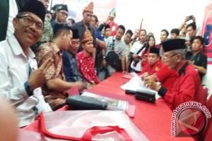 15 Calon Wali Kota Palembang kembalikan formulir