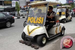 """Polisi Pekanbaru amankan satu kilogram """"ranjau"""" paku"""