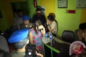 Satpol PP Palembang razia Pekat Gabungan