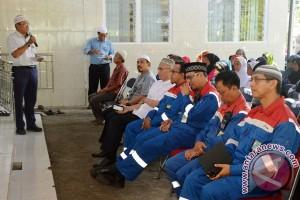 Pertamina salurkan zakat pekerja di bulan Ramadhan