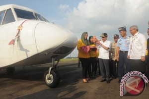 Launching TMC Siaga Karhutla Sumsel
