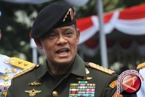 Panglima: 16 wilayah di Indonesia ada sel-sel IS
