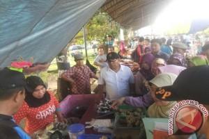 BPOM temukan makanan berformalin di Pasar Bedug