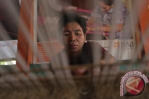 Kampoeng BNI Tenun Songket