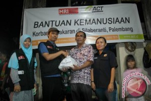 ACT kerahkan relawan bantu korban kebakaran