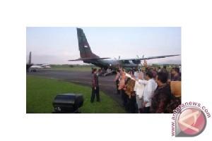 Presiden resmikan pemanfaatan bandara Wiriadinata