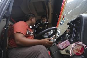 Pemeriksaan Armada Bus Mudik Lebaran